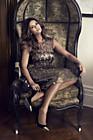 Нина Добрев (Nina Dobrev) в фотосессии Рэндалла Славина (Randall Slavin) для газеты New York Post (август 2014)
