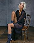 Лия Кебеде (Liya Kebede) в фотосессии Тициано Маньи (Tiziano Magni) для журнала Marie Claire France (октябрь 2014)