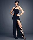 Энн Хэтэуэй (Anne Hathaway) в фотосессии Алекси Любомирски (Alexi Lubomirski) для журнала Harper's Bazaar (ноябрь 2014)
