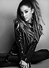 Ариана Гранде (Ariana Grande) в фотосессии Тэша (Tesh) для журнала Marie Claire (октябрь 2014)