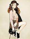 Барбара Палвин (Barbara Palvin) в фотосессии Мэтта Ирвина (Matt Irwin) для журнала Vogue (апрель 2011)