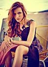 Белла Торн (Bella Thorne) в фотосессии Эрика Рэя Дэвидсона (Eric Ray Davidson) для журнала InStyle Russia (сентябрь 2014)