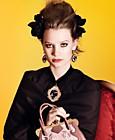 Миа Васиковска (Mia Wasikowska) в фотосессии Дэвида Симса (David Sims) для бренда Miu Miu (весна/лето 2012)