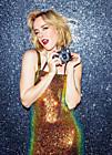 Джена Мэлоун (Jena Malone) в фотосессии Беллы Ховард (Bella Howard) для журнала Cosmopolitan (декабрь 2013)