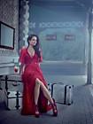 """Ева Грин (Eva Green) в фотосессии """"Коктейльная мифология"""" для календаря Campari 2015"""