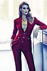 Потрясающая Рози Хантингтон-Уайтли (Rosie Huntington-Whiteley) в фотосессии Джеймса Макари (James Macari) для журнала Vogue Mexico (ноябрь 2014)
