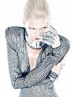 Мартина Димитрова (Martina Dimitrova) в фотосессии Давида Бенолье (David Benoliel) для журнала Zink (июнь 2013)