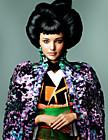 Миранда Керр (Miranda Kerr) в фотосессии Марио Тестино (Mario Testino) для журнала Vogue Japan (ноябрь 2014)