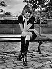 Эди Кэмпбелл (Edie Campbell) в фотосессии Аласдера Маклеллана (Alasdair McLellan) для журнала Vogue Paris (сентябрь 2014)