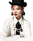 Магдалена Фраковяк (Magdalena Frackowiak) в фотосессии Джампаоло Сгура (Giampaolo Sgura) для журнала Vogue Paris (сентябрь 2014)