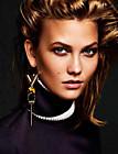 Карли Клосс (Karlie Kloss) в фотосессии Алик (Alique) для журнала Vogue Netherlands (октябрь 2014)