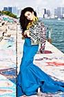 Чарли Экс Си Экс (Charli XCX) в фотосессии Бена Уотса (Ben Watts) для журнала Seventeen Magazine (ноябрь 2014)