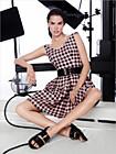 Алессандра Амбросио в рекламе женской одежды «Pinko» (весна-лето 2014)